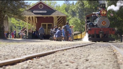 Roaring Camp Railroads Heritage Events